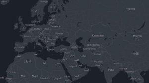 BF4 世界各国・地域のプレイヤー人数