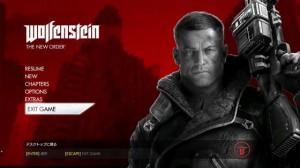 Wolfenstein: The New Order プレイ感想、評価など