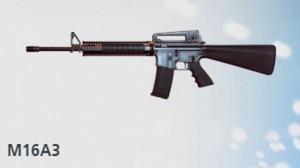 BFH 待望のM16A3が登場! 使いやすくてよく当たる強武器