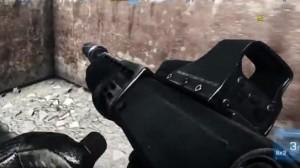 BF3 – 20倍スコープ、サプ付きSG他 DiCE専用隠し武器