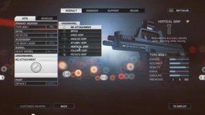 BF4 – 武器性能の見方 accuracy mobility handlingの意味